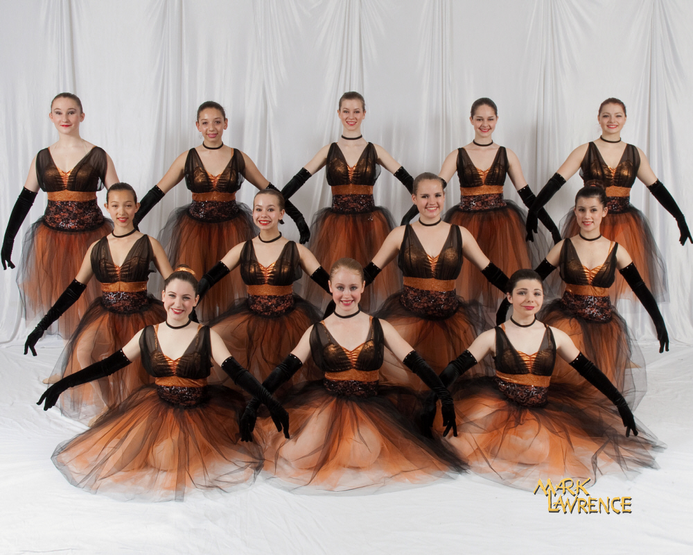Dance Recital Center For Performing Arts Methuen