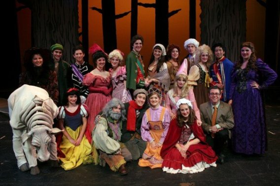Into the Woods Musical Theater Auditions